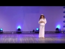 Lubna Emam. Gala show ''Star of the East'' in Krasnoyarsk, Siberia. 8.04.2016.mp4