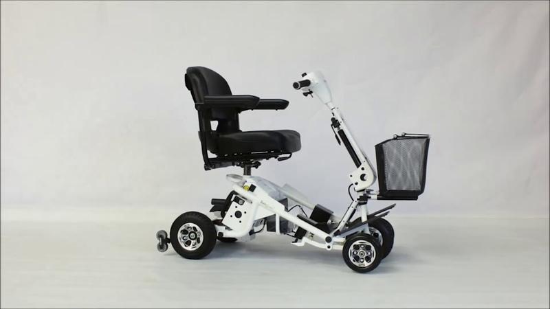 Не обычные и замороченные скутеры часть 1 Скутеры для инвалидов Mobility scooter