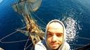 Трюмные волки поход по морю на фрегате Штандарт
