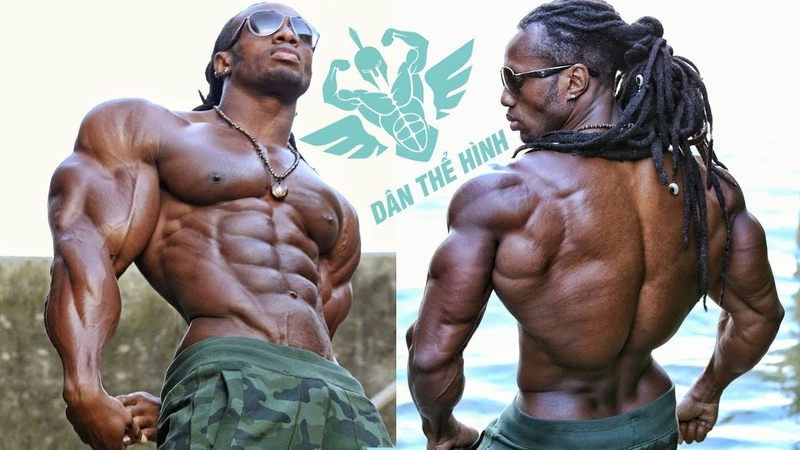Quái Vật Tập Gym Ulisses Jr - Monster Workout Motivation