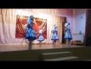 танцевальный коллектив НадеждатанецДевочка России
