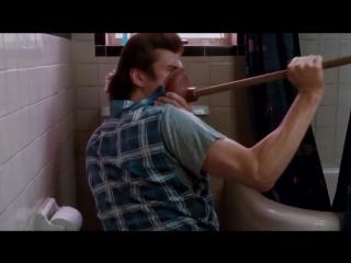 Когда ты узнал, что целовал мужика  Эйс Вентура: Розыск домашних животных (1994)