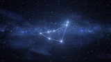 Capricorn Constellation Zodiac - Free motion graphics