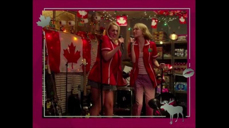 100% ЧИСТЫЙ ПОЗИТИВ Lily Rose Depp Harley Quinn Smith O' Canada Yoga Hosers