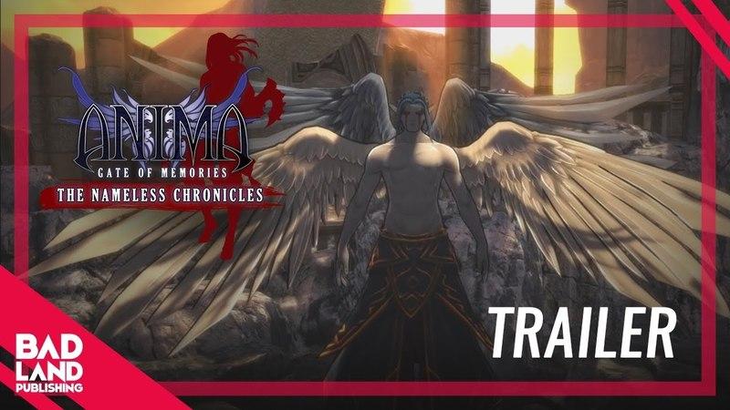 [TRAILER] Anima Gate of Memories The Nameless Chronicles