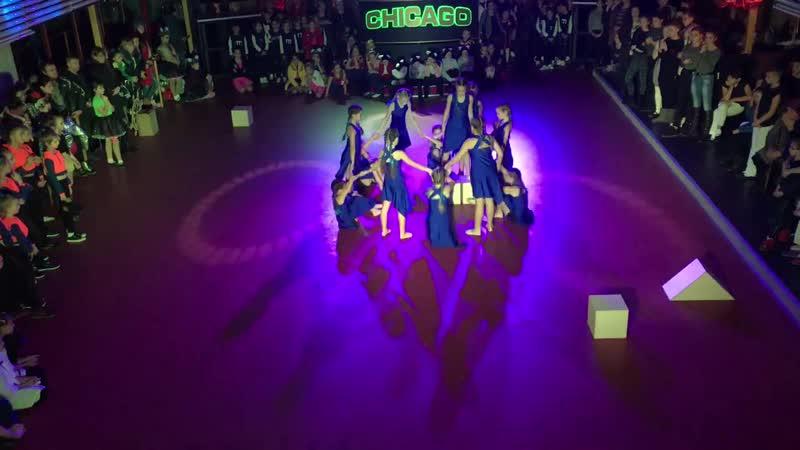 Город моей мечты - коллектив Танцуют все образцовая хореографическая студия Пируэт