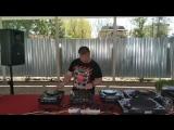 DJ Graif in da mix @ MAЁWKA POOL PARTY by Funk &amp Beats (г. Анапа, 30. 04. 2018)
