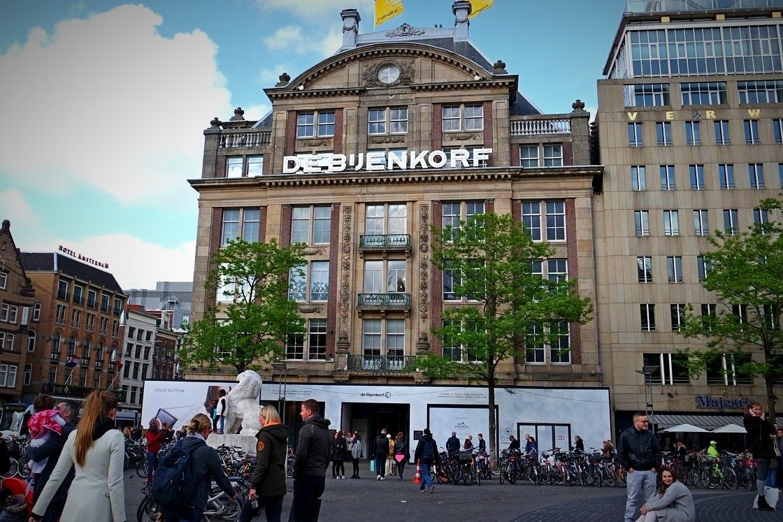 qva0-O4Dp9I Амстердам достопримечательности.