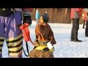 Наши звёзды на видео Ездовой спорт Бердск 13 01 2019