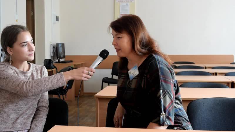 Интервью С А.К. Афанасьемой