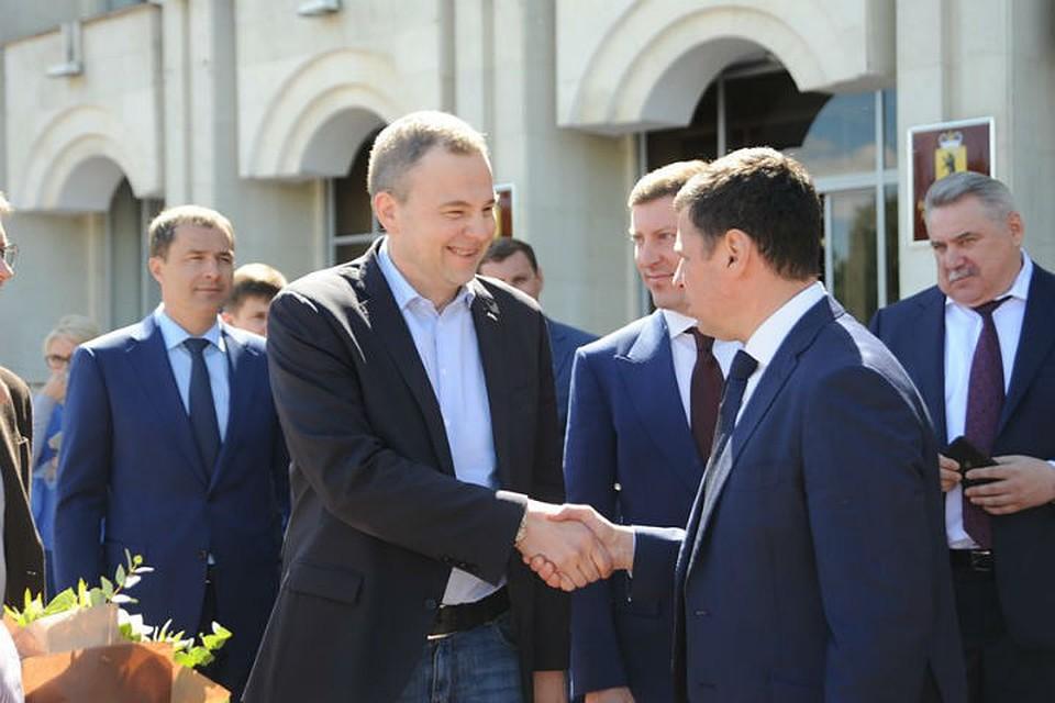 Инспекционная комиссия Международной федерации волейбола проверит объекты в Ярославле