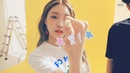 청하 CHUNGHA 'Blooming Blue' Jacket Making Film2