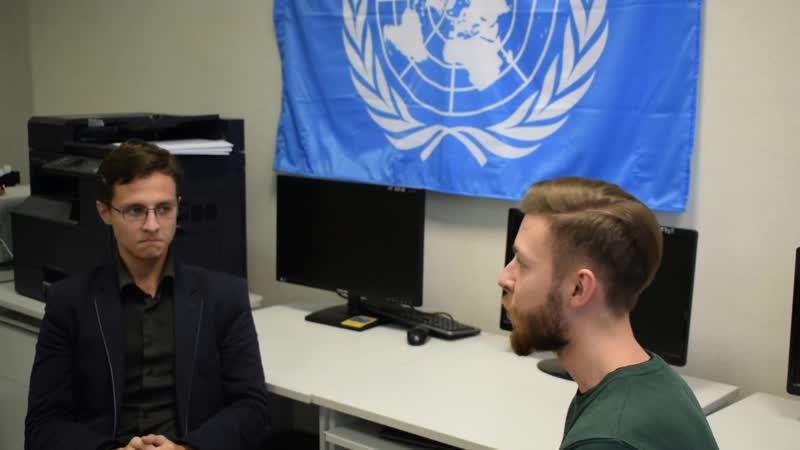 Интервью с Генеральным Секретарем ЕММООН.