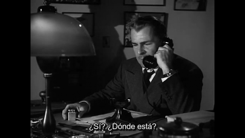 1947 - Kiss Of Death - El beso de la muerte - Henry Hathaway - VOSE
