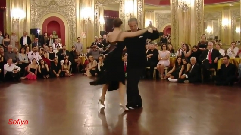 Очарование танцем...