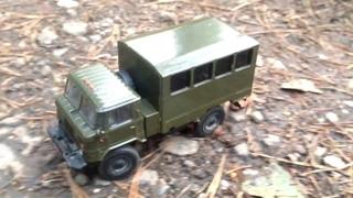 RC ГАЗ 66