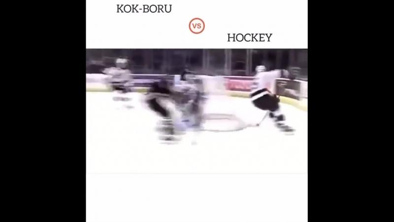 кокпар хоккей