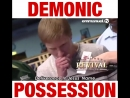 Изгнание демона.