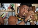 Christian Scott aTunde Adjuah NPR Music Tiny Desk Concert