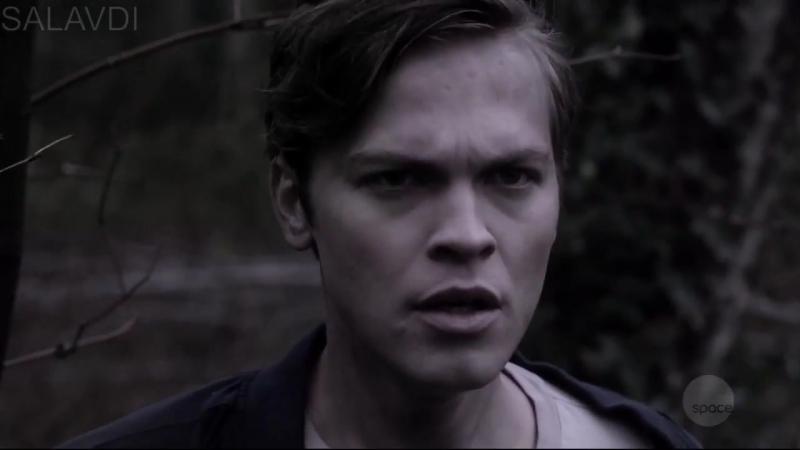 Джек спасает Мэри, убивает Захарию и прибывающих ангелов   Сверхъестественное 13 сезон 14 серия