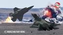 Russia's Lethal SU-57 Defeat the America's F-35 jet in a Fight