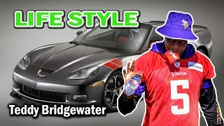 Teddy Bridgewater Jets Lifestyle Net Worth Family Biography House And Cars