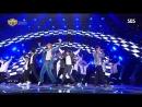 《EXCITING》 SUPER JUNIOR슈퍼주니어 - Black Suit @인기가요 Inkigayo 20171119