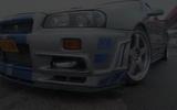 Act a fool ( Nissan Skyline GTR-R34 )