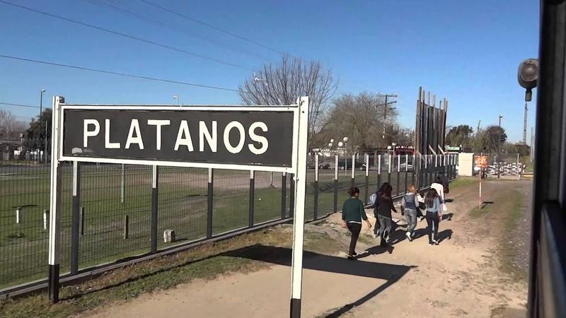 Línea Roca Quilmes La Plata