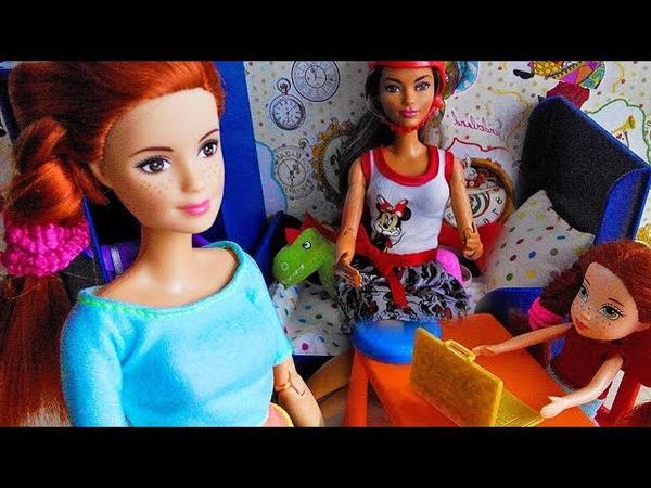 Мультик куклы Барби и Эвер Афтер Хай Мультики для девочке Стоп Моушен Куклы Шоу 51