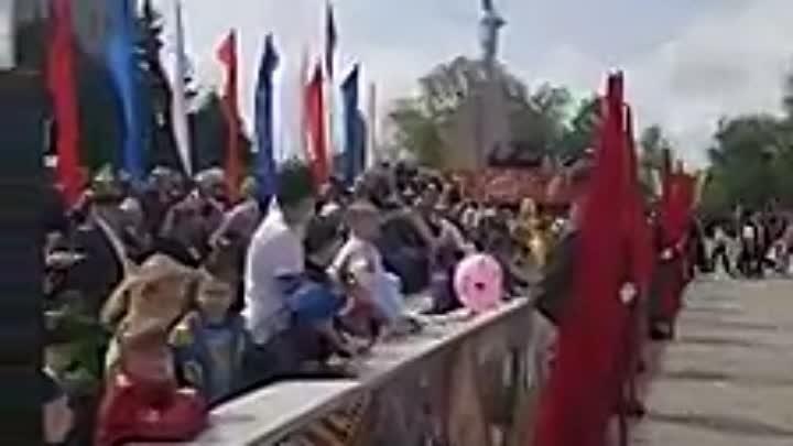 поёт отец Сергий Рыбин г.Изобильный