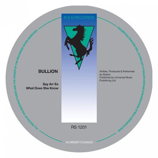 BULLION альбом Say Arr Ee