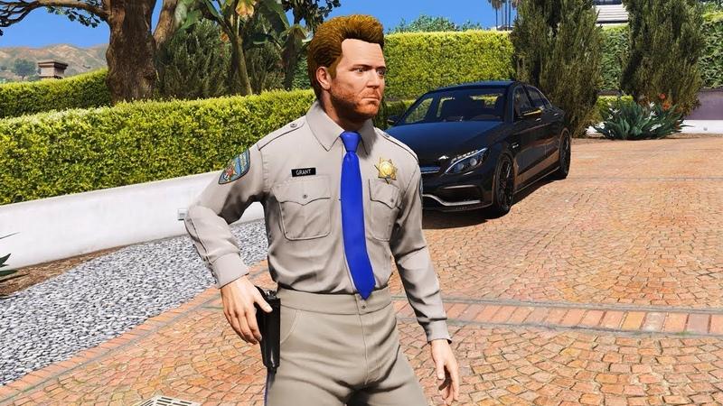 GTA 5 mod Pistol Holster