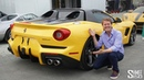 $2.5M Ferrari F60 America - The Unicorn! | SPOTTED