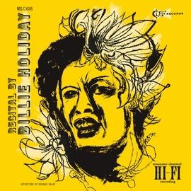 Billie Holiday альбом Recital