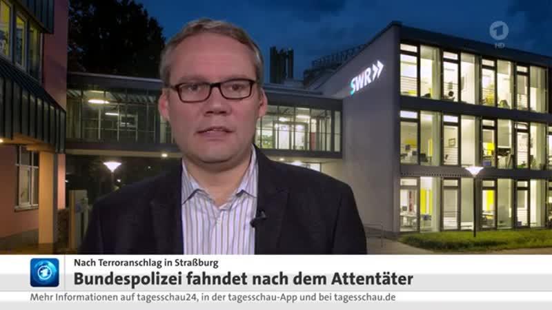 Straßburg - Datenpanne Attentäter war offiziell kein Gefährder(1)