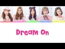 Dream On - Busters COLOR-CODED LYRICS [HAN/ROM/ENG]