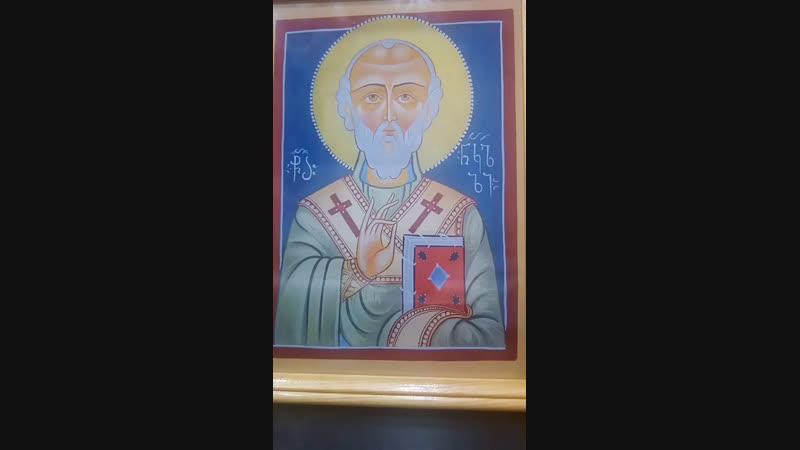 Акафист святителю Николаю при материальных затруднениях заключении тюремном
