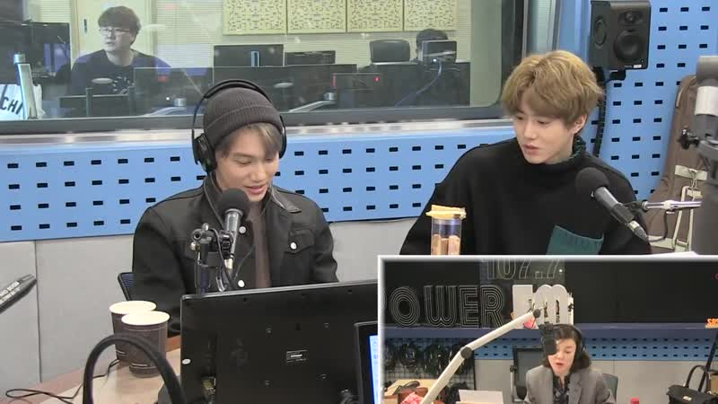 181112 SBS Power FM Choi Hwa Jung's Power Time
