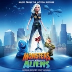 Henry Jackman альбом Monsters vs. Aliens (Music from the Motion Picture)