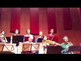 Ансамбль старинной музыки Мадригал - Stella Splendens - Камерный зал Московской Филармонии 31марта 2013 года