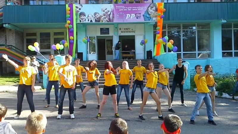 Ассорти массовых танцев 2014