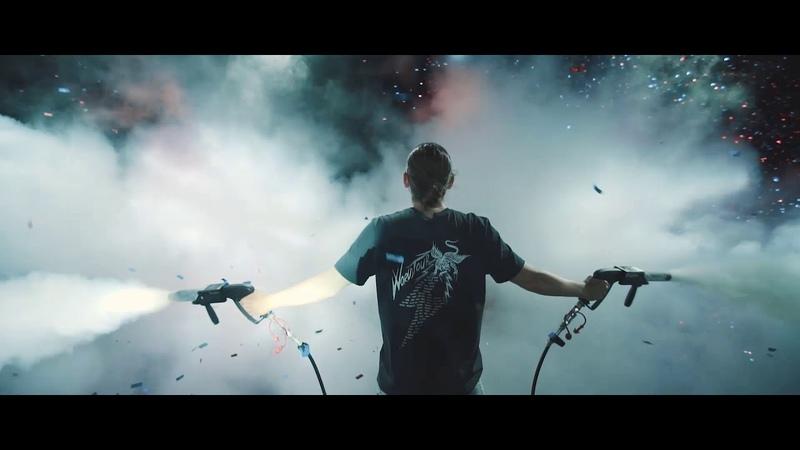 Dimitri Vegas Like Mike vs WW Moguai - Arcade Mammoth (Official Music Video)
