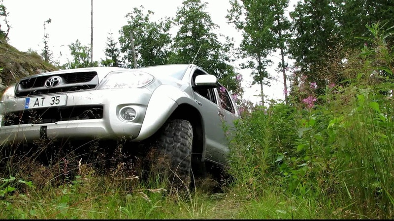 Arctic Trucks Finland Toyota Hilux AT35 Summer
