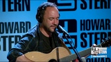 Dave Matthews A Whiter Shade of Pale Live on the Stern Show