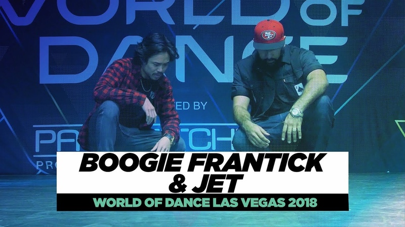 Jet Boogie Frantik | Pre-Show | FRONTROW | World of Dance Las Vegas 2018 | WODVEGAS18 | Danceproject.info
