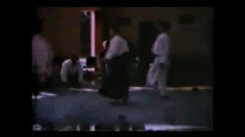 1975 Gozo Shioda Yoshinkan Aikido UK London