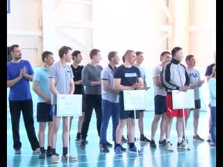 Спортивный праздник ЦДНГ-6 в ФОК Батыр