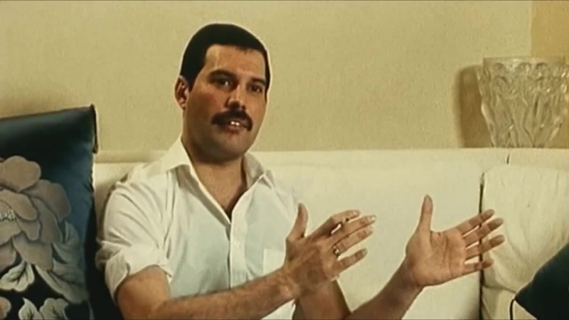 Freddie Mercury 1986 - interview