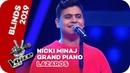 Nicki Minaj - Grand Piano (Lazaros) | The Voice Kids 2019 | SAT.1